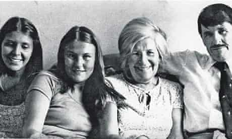 Rosemary Brown and family