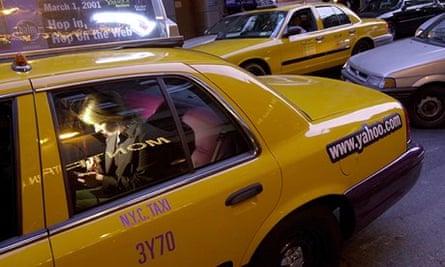 A New York cab
