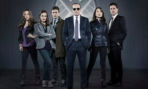 Agents of SHIELD. Are you hanging in there?