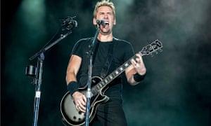 Nickelback rock in rio 2020