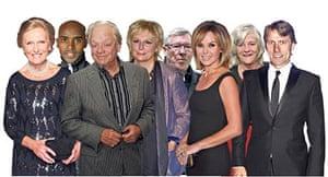Celebrity memoirists