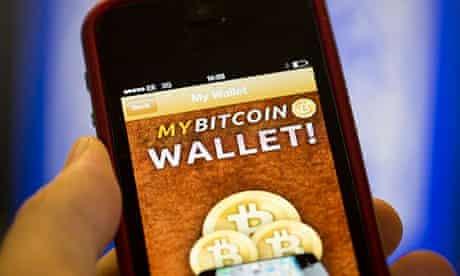 Bitcoin Wallet smartphone app