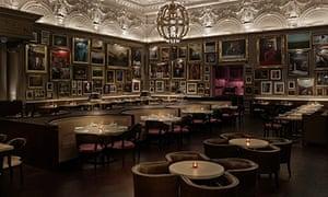 berners tavern restaurant, london