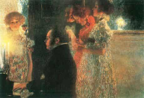 Klimt Schubert