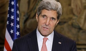 US Secretary of State John Kerry visits Poland