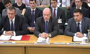 Plebgate police: profiles of officers accused of lying