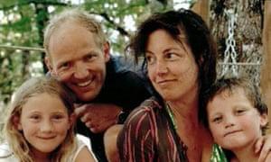 Nina Gold and family
