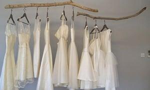 Should I wear a short dress on my wedding day?