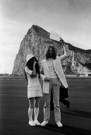 Mr And Mrs Lennon