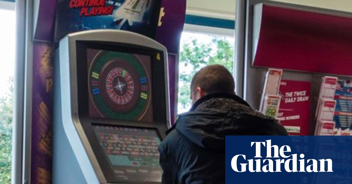 fixed odds betting terminals money laundering