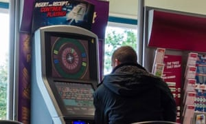 gambling machines drug dealers launder money