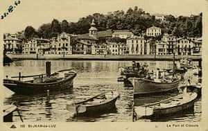 Janina Struk: postcard