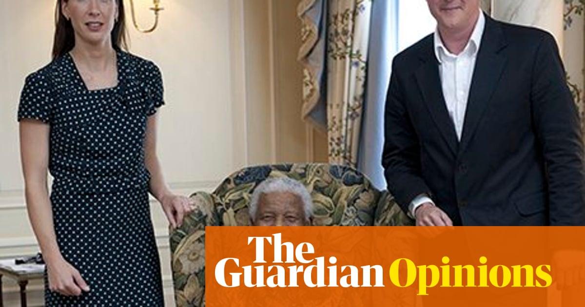 Nelson Mandela was, like, soooo amazing | Opinion | The Guardian