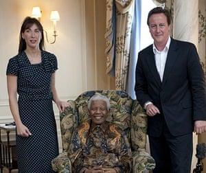 Nelson Mandela was, like, soooo amazing   Opinion   The Guardian