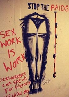 sex workers graffiti