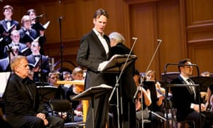 Ian Bostridge performs Benjamin Britten's Death in Venice.