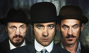 Ripper Street … inexplicably cancelled.