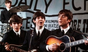 The Beatles in 1963