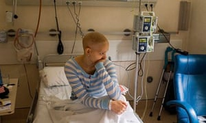 Cancer's lost generation: the teens and young adults