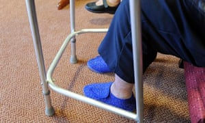 Since governments adopted austerity programmes, the number of older people who receive state-funded