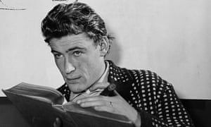 Actor Peter Toole circa 1960