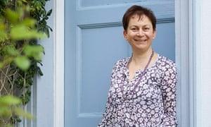 Irish novelist Anne Enright