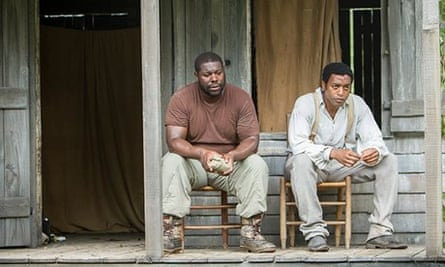 Director Steve McQueen and actor Chiwetel Ejiofor