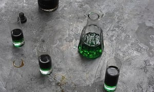 Cook - drinks, Fernet Branca