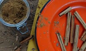 Cook - good for you, cinnamon