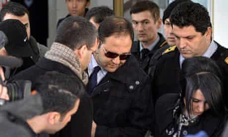 Police operation in Turkey