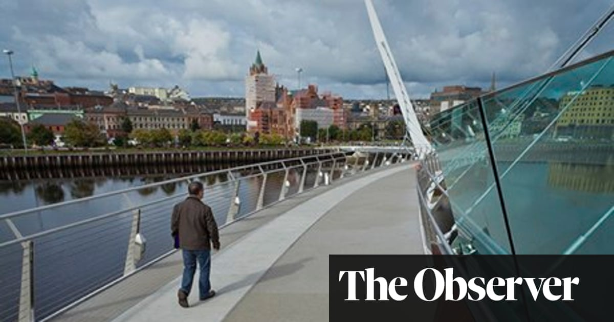How Derrys Year As Uk City Of Culture Reawakened The Voice