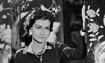 Coco Chanel, French couturier, in Paris, 1937