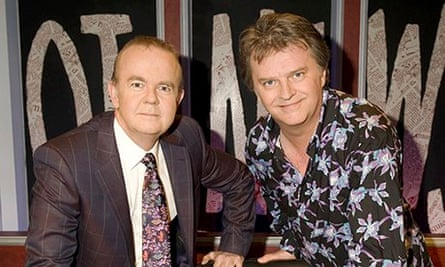Ian Hislop and Paul Merton … time to call it a day?