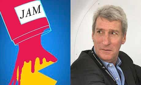 Jammy Pacman … now you'll never forget the name of the bloke on the right.
