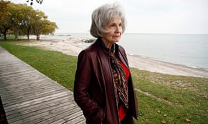 Nobel prizewinner Alice Munro: 'It's a wonderful thing for the short