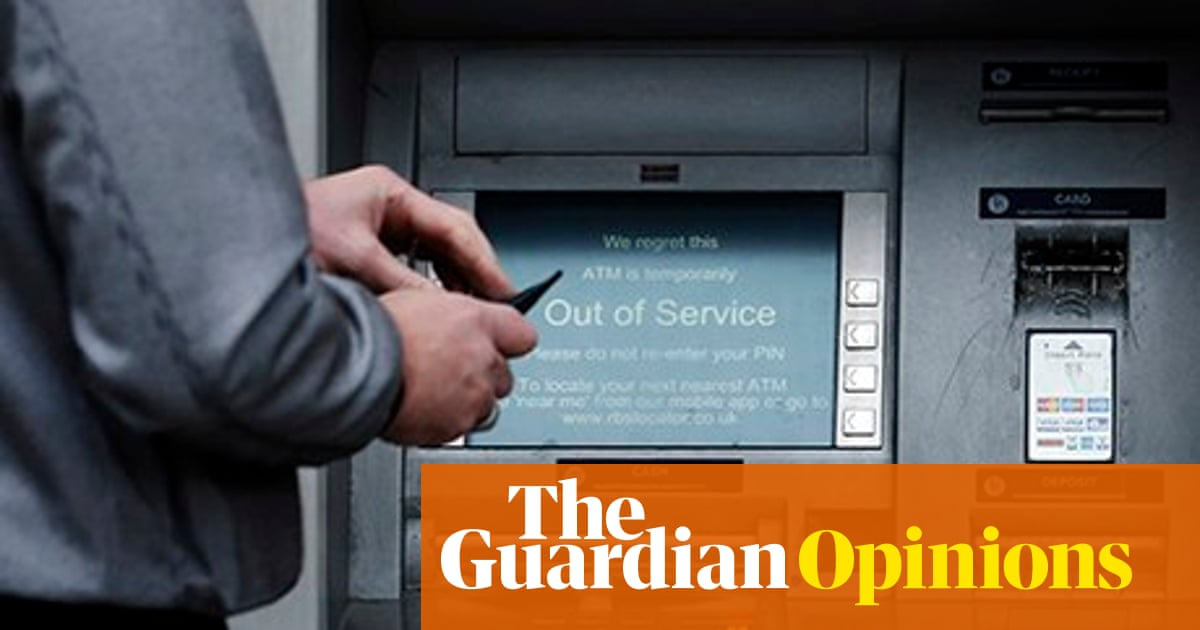 Banks' payment failures expose the fragile complexity of our digital