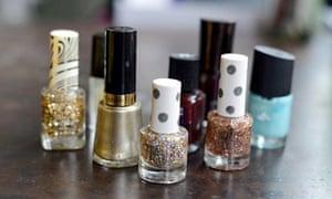Facegoop nail polish