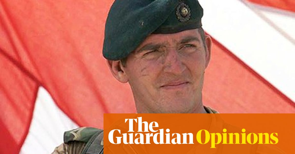 Why it was right to name Marine A as Alexander Blackman