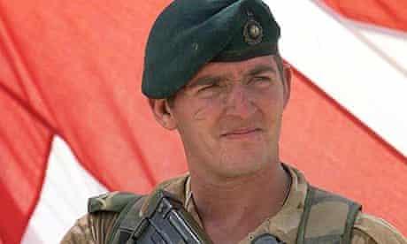 Marine A Alexander Blackman