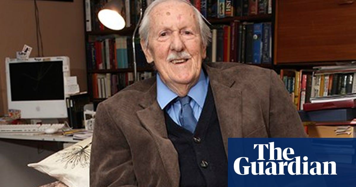 Brian Aldiss: 'These days I don't read anyscience fiction. I only read Tolstoy' | Books | The Guardian