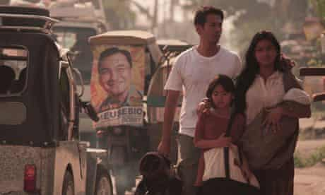 A still from Metro Manila, which was released in September to positive reviews.
