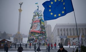 Independence square in Kiev
