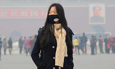 Smog in China - 08 Dec 2013