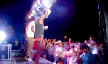 Lesotho hip-hop singers