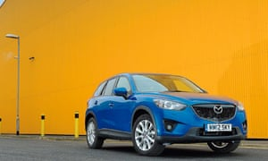 751a12cd On the road: Mazda CX-5 2.0 Sport Nav (165ps) 2WD | Technology | The ...