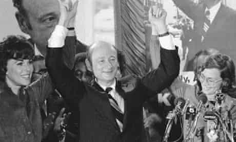 Ed Koch, former mayor of New York City