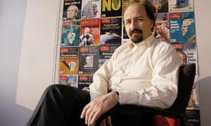 British journalist Bill Emmott