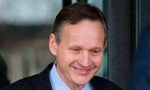 Antony Jenkins, (R) Chief Executive Offi