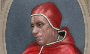Pope Gregory XII, the last pope to resign