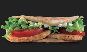 McDonald's McArabia.